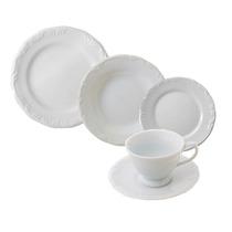Aparelho De Jantar Pomerode Schmidt Porcelana 30 Peças
