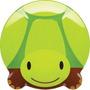 Turtle Dinner Plate - Toby De Melamina Crianças Shaped