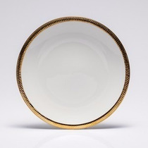 Jogo 6 Pratos Jantar Porcelana Paddy Wolff -25109