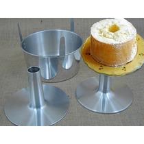 Forma Bolo Chiffon Doceria Cozinha Confeitaria Festa Cake