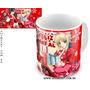 Caneca De Anime - Natal: Fate, Dbz E Yuyu