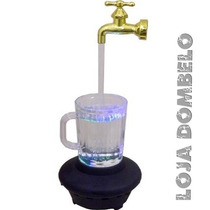 Caneca Fonte De Agua Torneira Magica Bebidas Festas Incrivel