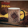 Caneca Mágica Personalizada Harry Potter O Mapa Do Maroto