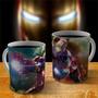 Caneca De Porcelana - Super-herói - Iron Man Homem De Ferro