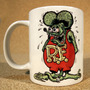 Caneca Customizada Rat Fink Hot Rod Ed Roth Mooneyes