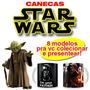 Canecas Filmes Star Wars Personalizadas Porcelana Estampada