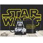 Star Wars Caneca De Cerâmica Preta Personalizada