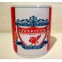 Canecas De Times - Liverpool - Com Alça De Bola De Futebol