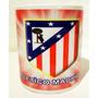 Caneca Club Atletico De Madrid La Liga Alça Bola De Futebol