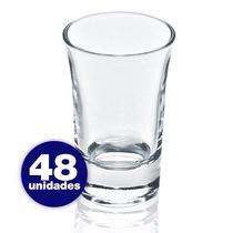 Copo Dose 48 Pçs 50ml Shot Tequila Cachaça Hercules Cd05#48