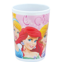 Copo Infantil Soft 225ml Princesas Disney Original Lazi
