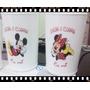 Caneca De Chopp Plástica Colorida Personalizada Kit 30 Peças