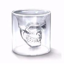 Copo De Caveira - Drink - Shot - Crânio Esqueleto Skull