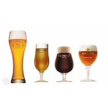 Kit De Taças E Copos Cervejaria Bohemia - Cerveja Bohemia
