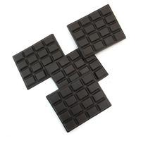 Porta Copos Barras De Chocolate - 4 Peças
