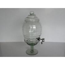 Suqueira Ou Refresqueira 5 Litros Incolor Vidro