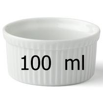 Kit Ramekim Porcelana Para Restaurante 12x Sem Juros 60 Un