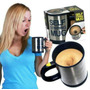 Copo Térmico Com Mixer Self Mixing Mag Cup
