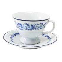 Xícara De Chá Edite Schmidt Porcelana Branca 200ml