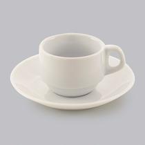 Jogo 6 Xícaras Café Píres Porcelana Hotel Bon Gourme R 17098