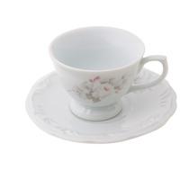 Xícara De Café Eterna Porcelana 70ml Schmidt