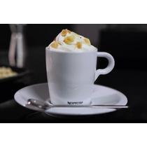 Xícaras Da Nespresso Original Em Porcelana Branca
