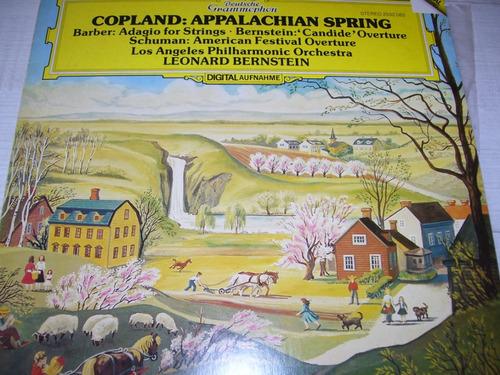Lp Copland : Appalachian Spring