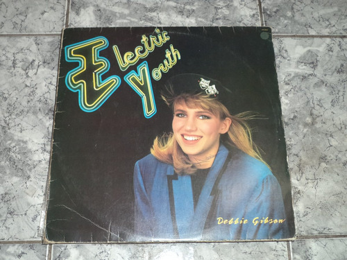 Lp Debbie Gibson - Electric Youth