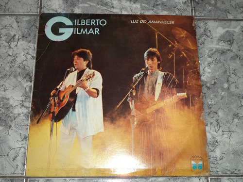 Lp Gilberto E Gilmar - Luz Do Amanhecer