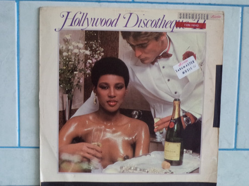Lp - Hollywood Discotheque - 2
