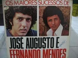 Lp José Augusto E Fernando Mendes Os Maiores Sucessos