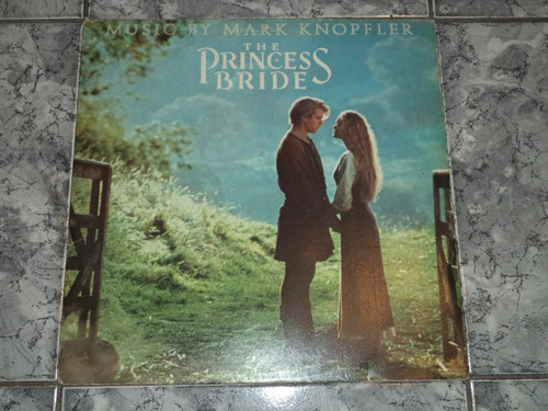 Lp Mark Knopfler - The Princes Bride ( S/ E)