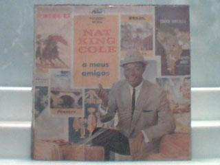 Lp Nat King Cole - A Meus Amigos - Capitol W2 - 1220