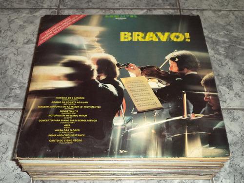 Lp Novela O Bravo