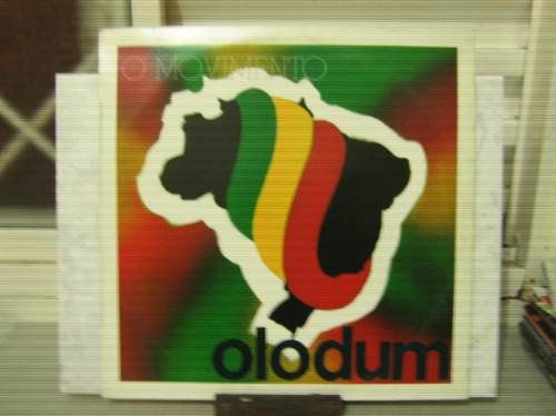 Lp O Movimento • Olodum