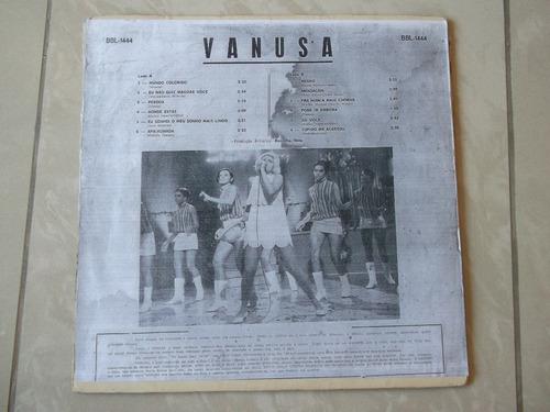 Lp Vanusa: Primeiro Lp 1968