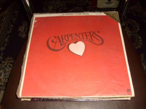 Lp Vinil Carpenters - A Song For You 1972