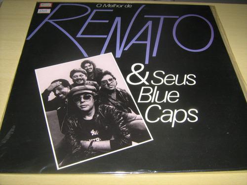 Lp Vinil Renato E Seus Blue Caps: O Melhor De / Jovem Guarda