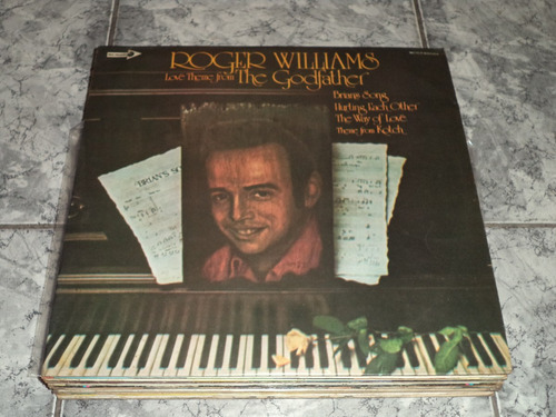 Lp Vinil Roger Williams - The Godfath
