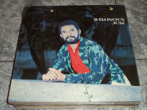 Lp Wellington José - Enganos ( Capa E Disco Lindooo )