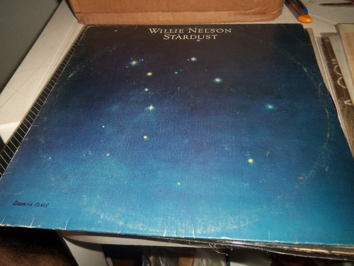 Lp Willie Nelson - Stardust