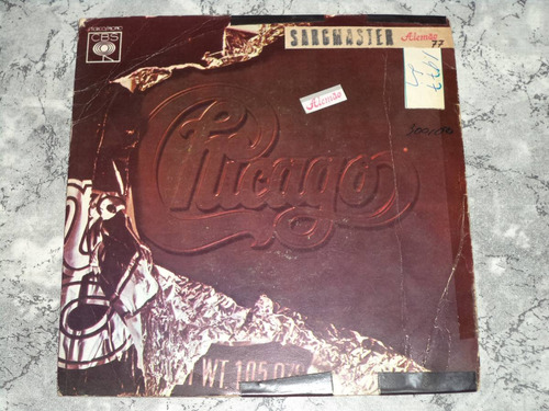 Lp/compacto - Chicago - If You Leave Me Now