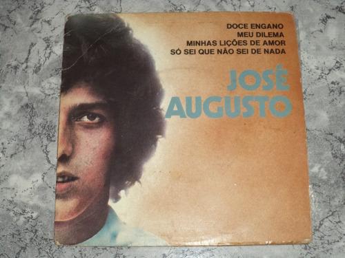 Lp/compacto - José Augusto - Doce Engano