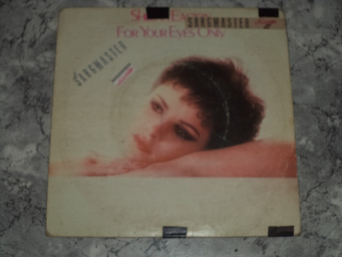 Lp/compacto - Sheena Easton - For Your Eyes Only