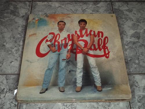 Lp/disco - Chrystian & Ralf - Louco Por Ela