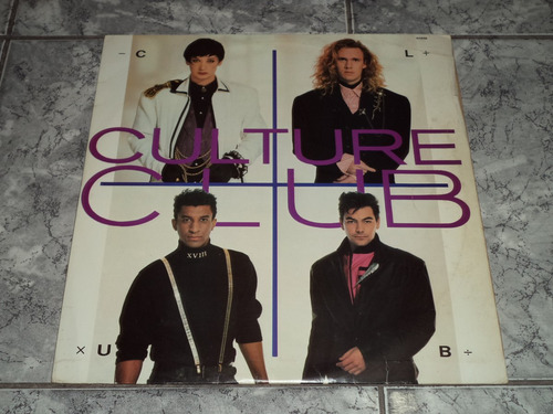 Lp/disco - Culture Club