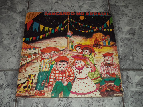 Lp/disco - Dançando No Arraial