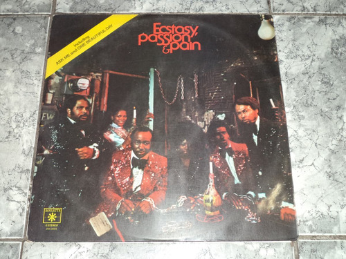 Lp/disco - Ecstasy, Passion & Pain ( Funk / Soul )