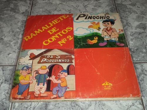 Lp/disco - Ramalhete De Contos Nº 2