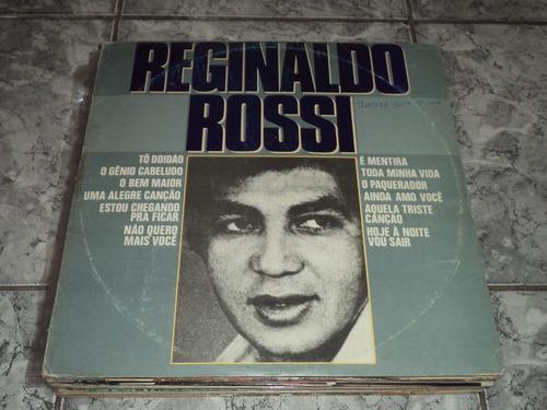 Lp/disco - Reginaldo Rossi - Tô Doidão